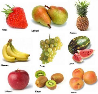 Здравословно и пълноценно хранене 1